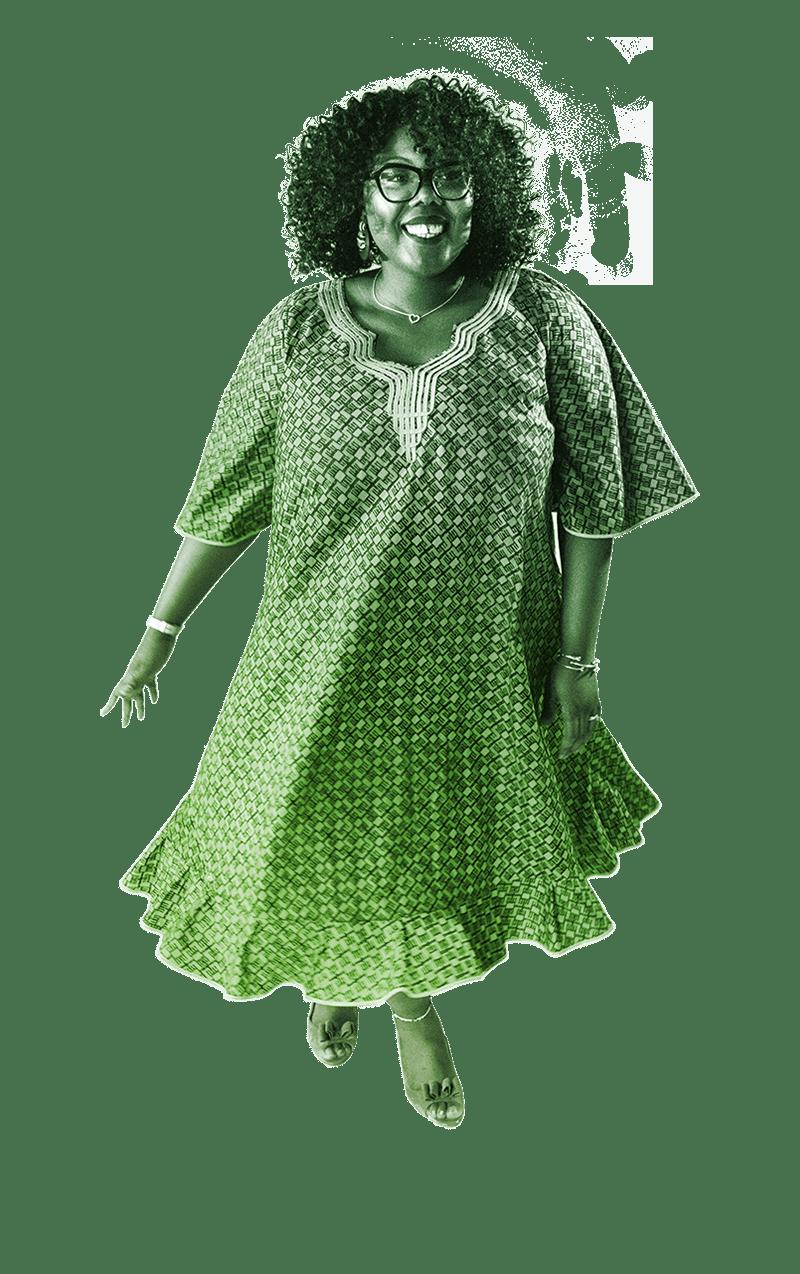Christelle Wanko - Entrepreneuriat et économie verte